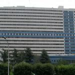 L'hôpital Henri Mondor à Créteil