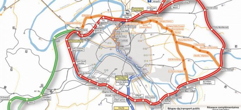 Grand Paris Express : l'Arc Est proche est lancé