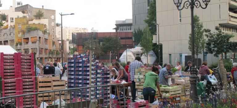 Vente de fruits et légumes en direct mercredi 22 août