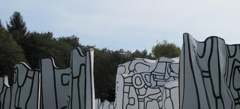 Visite guidée de la Closerie Falbala de Jean Dubuffet