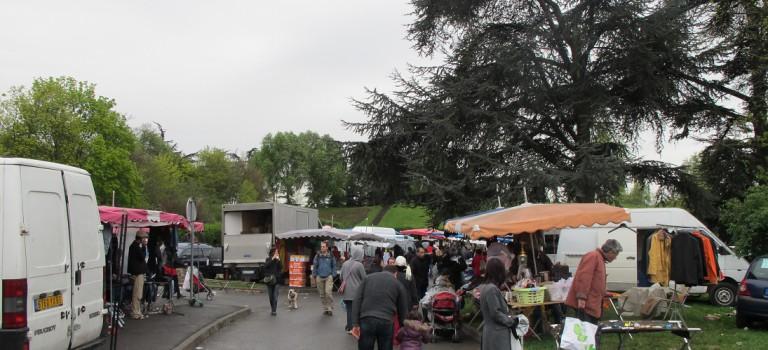Vide-grenier des Hautes Bruyères à Villejuif