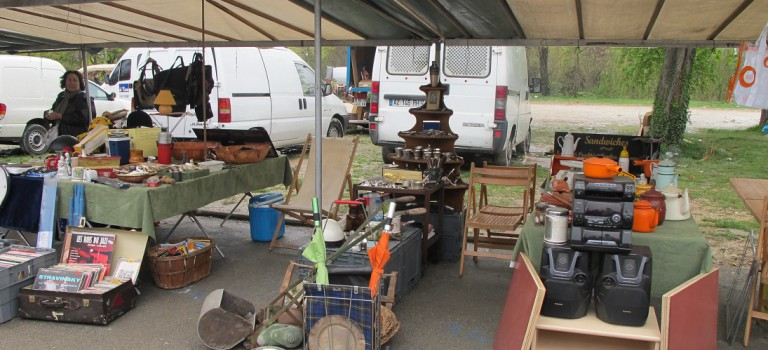 Brocante du Lion's Club