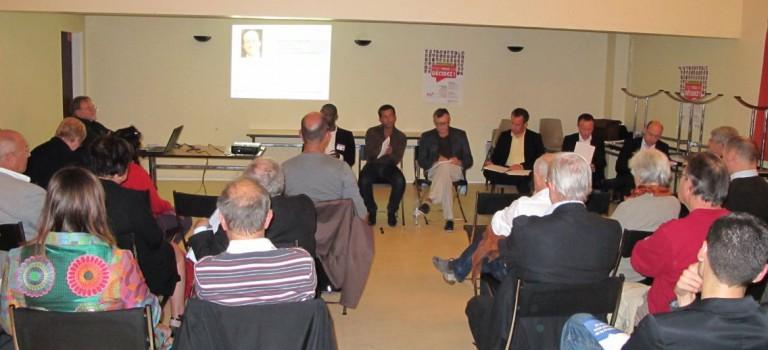 Primaires PS : premier débat dans le Val de Marne