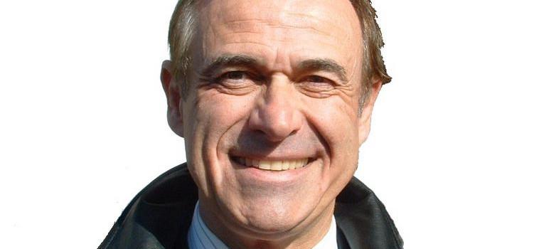 Jacques Leroy annonce sa candidature aux municipales