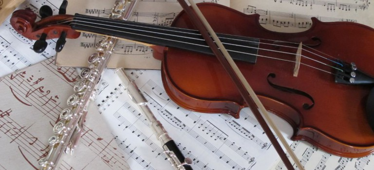 Bourse aux instruments de musique et aux partitions