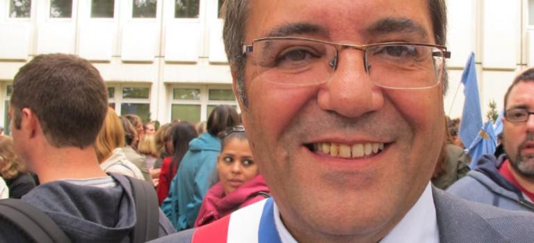 Municipales Bonneuil : réunion publique de Patrick Douet