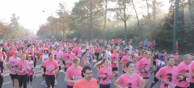 Courir contre le cancer du sein : Odyssea fête ses 10 ans!