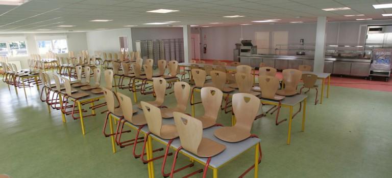 Champigny sur Marne : réouverture de la cantine au collège Lucie Aubrac
