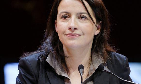 Cécile Duflot vient soutenir les condidats EELV à l'Haÿ-les-Roses