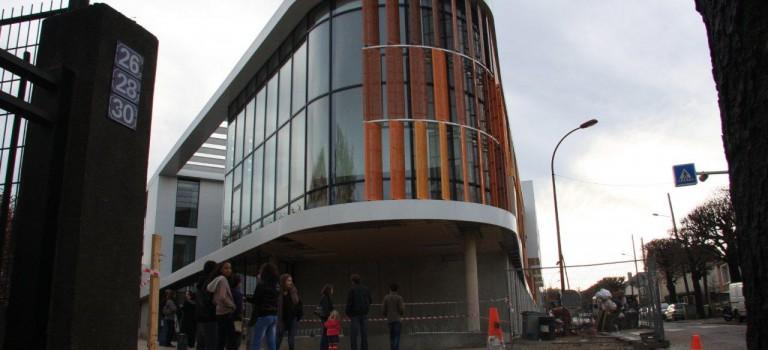 Fresnes : le nouveau collège de Saint Exupéry en images