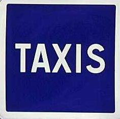 Manif de taxis d'Orly à Paris en passant par l'A6