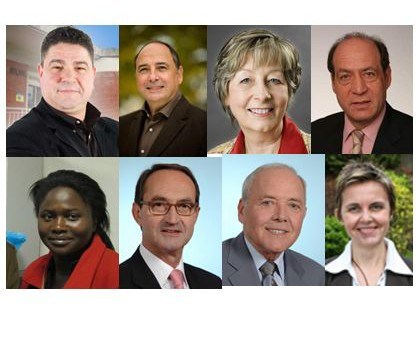 Candidats PS du Val de Marne aux législatives de 2012