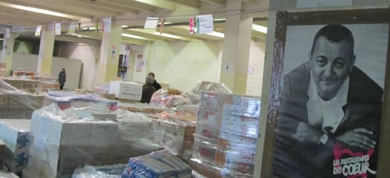 Restos du coeur Val-de-Marne: de l'aide alimentaire mais pas seulement