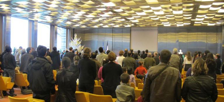 Créteil : cérémonie de naturalisation