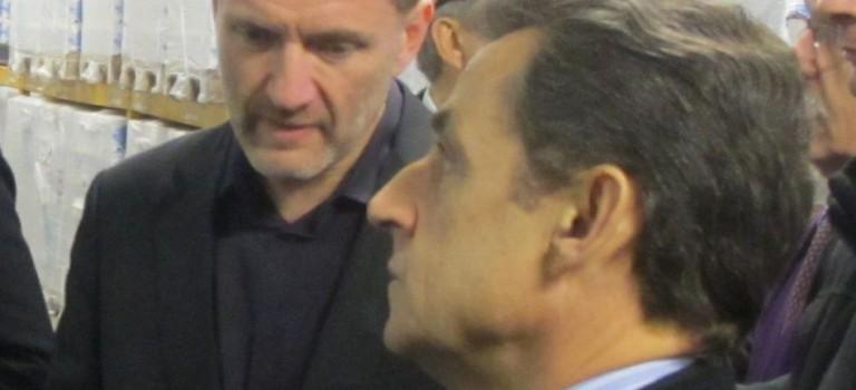 Aide alimentaire, emploi, logement : Nicolas Sarkozy débat avec les Restos du Coeur