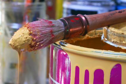 Faute grave pour un pot de peinture
