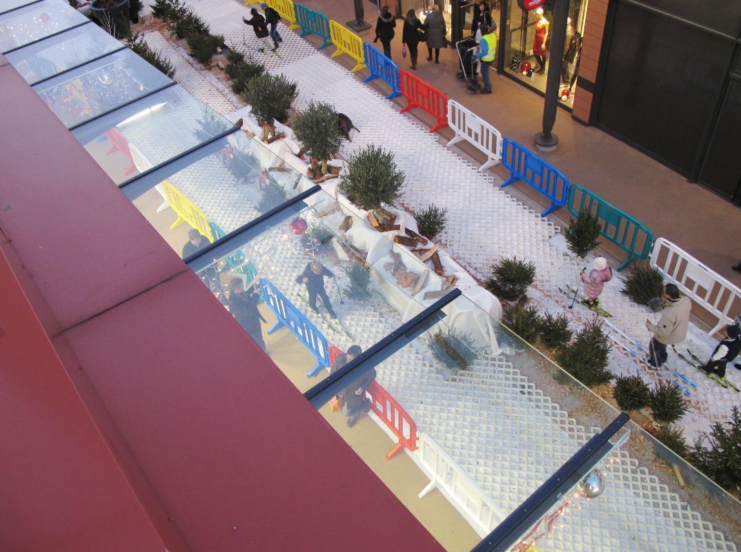 Sports d 39 hiver au centre commercial d 39 ikea villiers 94 citoyens - Centre commercial villiers sur marne ikea ...