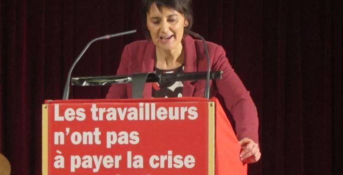 Présidentielles : Meeting Lutte Ouvrière dans le Val de Marne