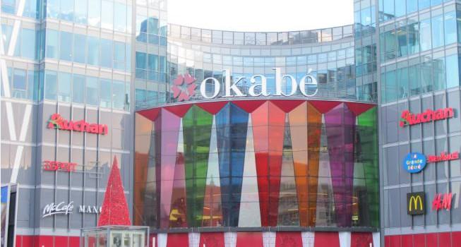 Une bijouterie braquée au centre commercial Okabé