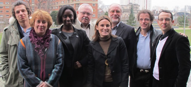 EELV présente ses candidats aux législatives