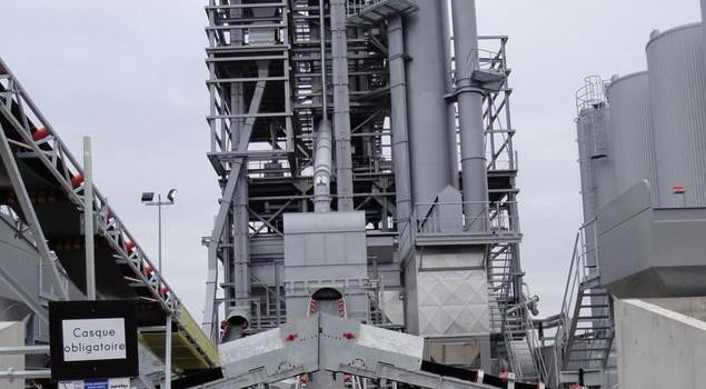 Nouvelle mobilisation contre l'usine de bitume