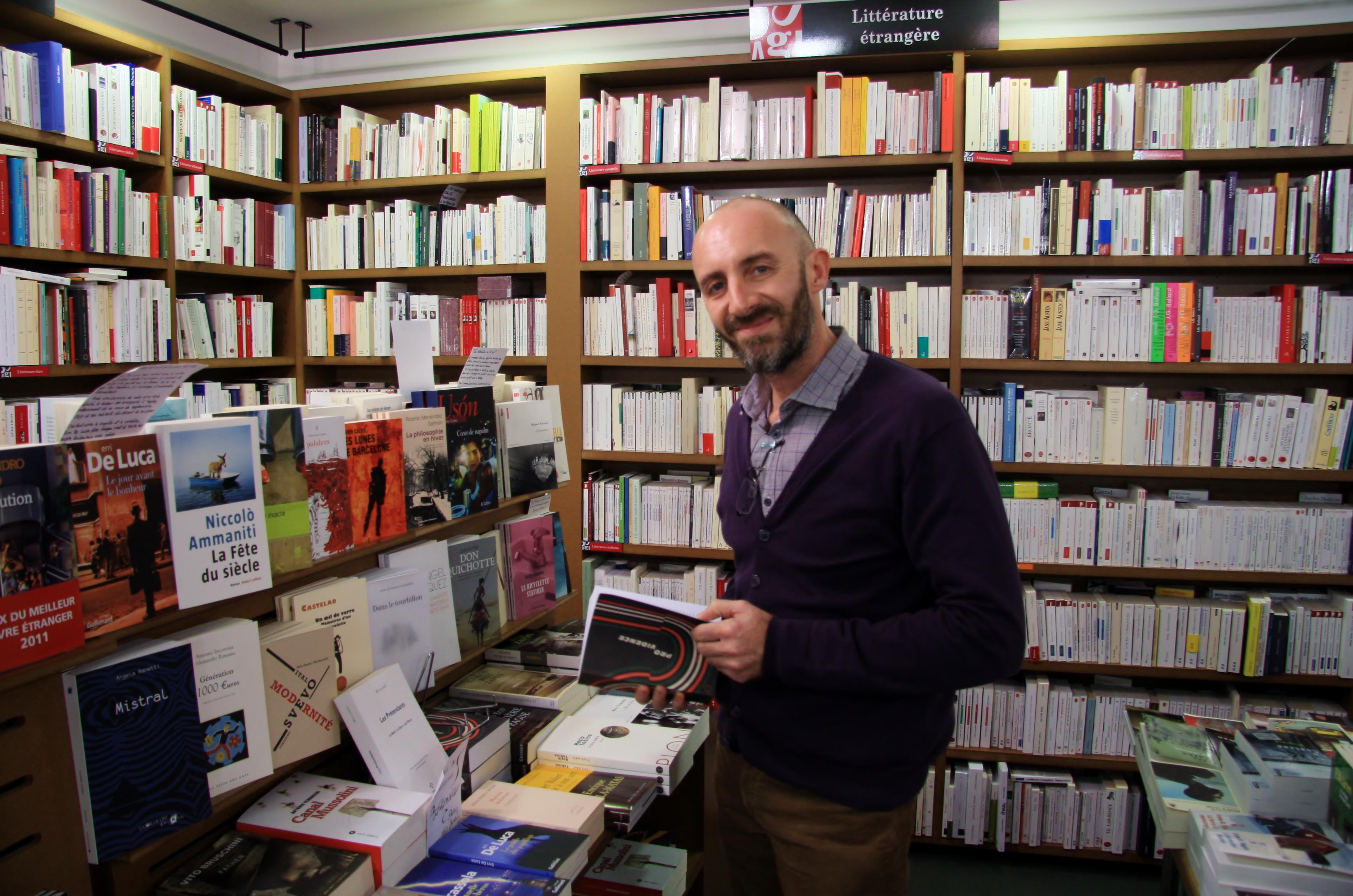 Millepages vincennes une librairie ind pendante qui ne for Libraire maison