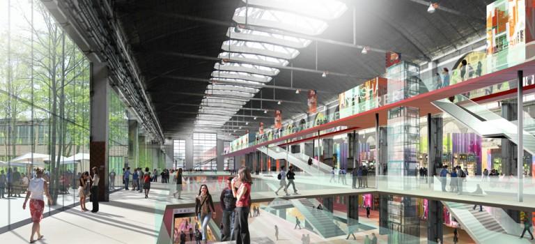 Réunion sur la zac Gare Ardoines à Vitry-sur-Seine