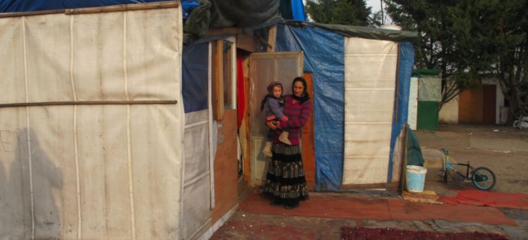 Romeurope 94 appelle à manifester contre l'évacuation des bidonvilles