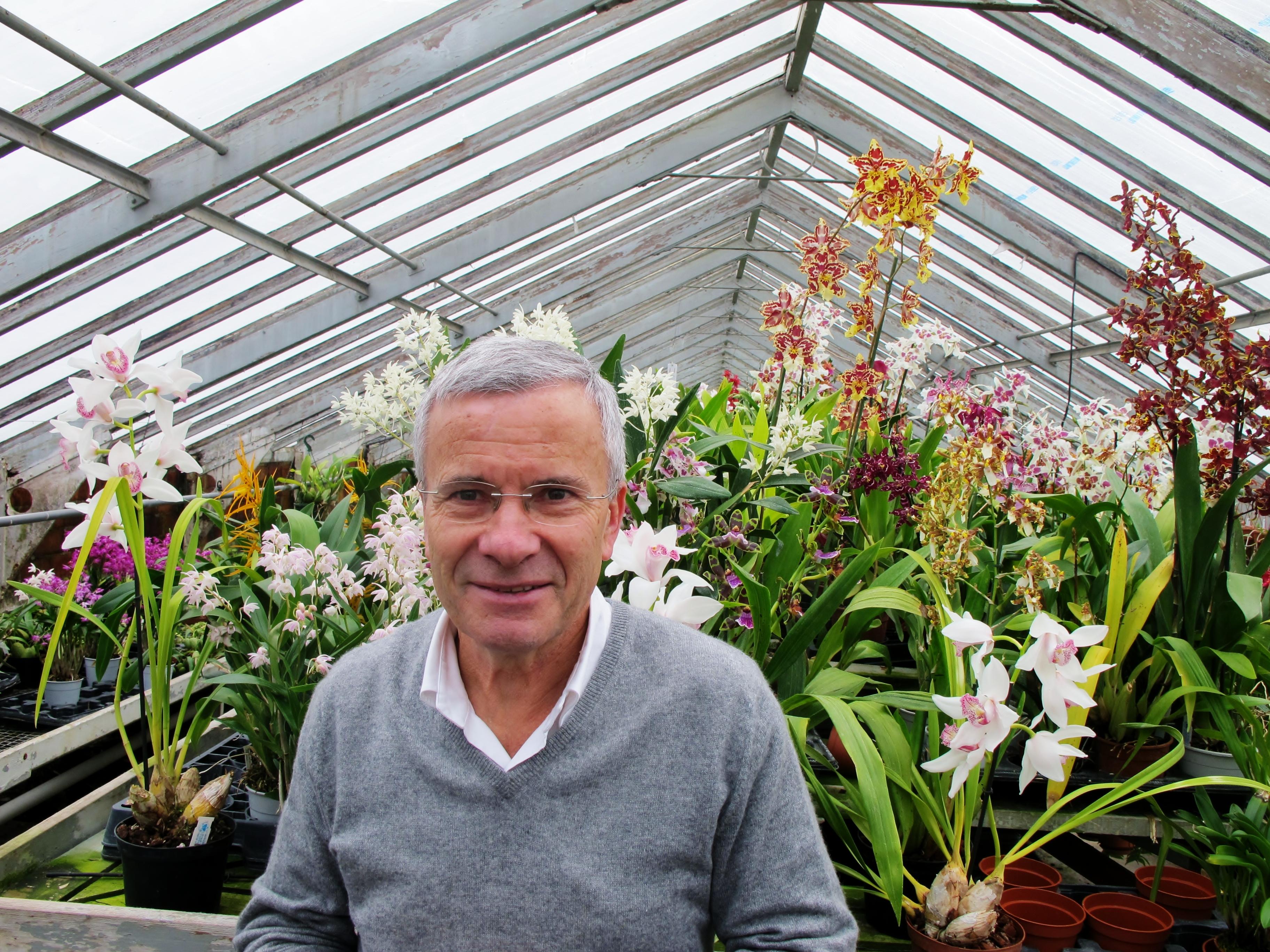 orchidee vacherot