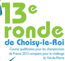 13e édition de la Ronde de Choisy