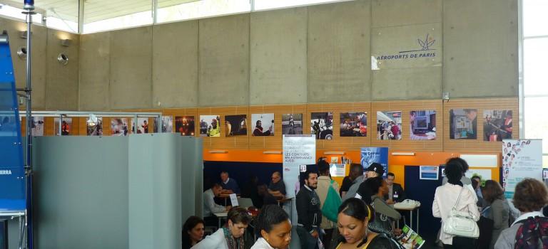 Forum des métiers à Champigny avec focus Grand Paris Express