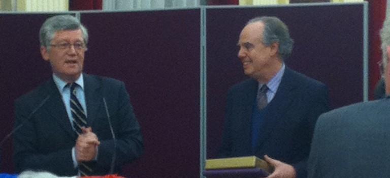 Frédéric Mitterrand défend la politique culturelle de Nicolas Sarkozy
