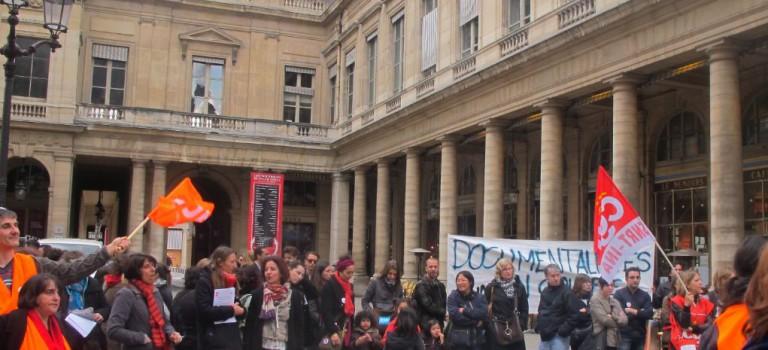 INA : nouvelle grève pour les salaires