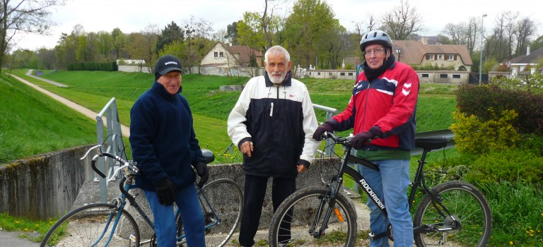 Le vélo électrique subventionné à Villecresnes