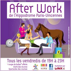 L'Hippodrome de Vincennes lance ses soirées Afterwork