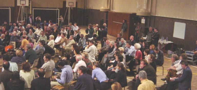 Elections européennes : débat pluraliste à Nogent-sur-Marne