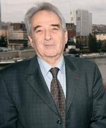 Daniel Davisse, premier président de la Casa