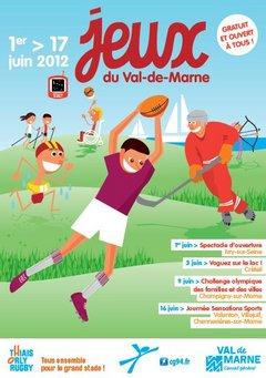 46e Jeux du Val-de-Marne du 1er au 17 juin