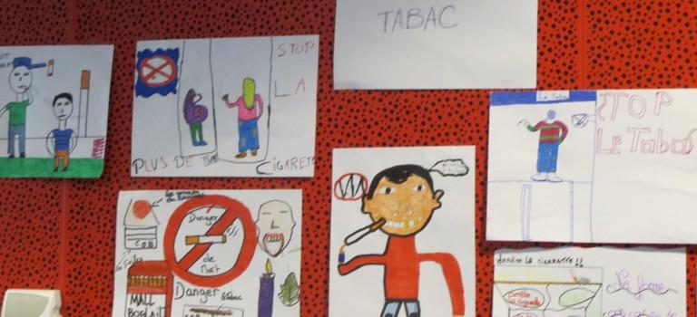 Ateliers prévention cancer dans les écoles