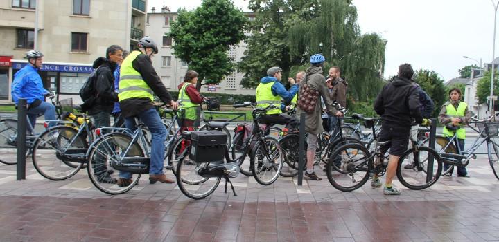 20 km de pistes cyclables supplémentaires en 2013