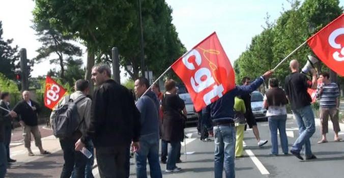 De Créteil à la Bastille, la CGT 94 sur tous les fronts ce jeudi