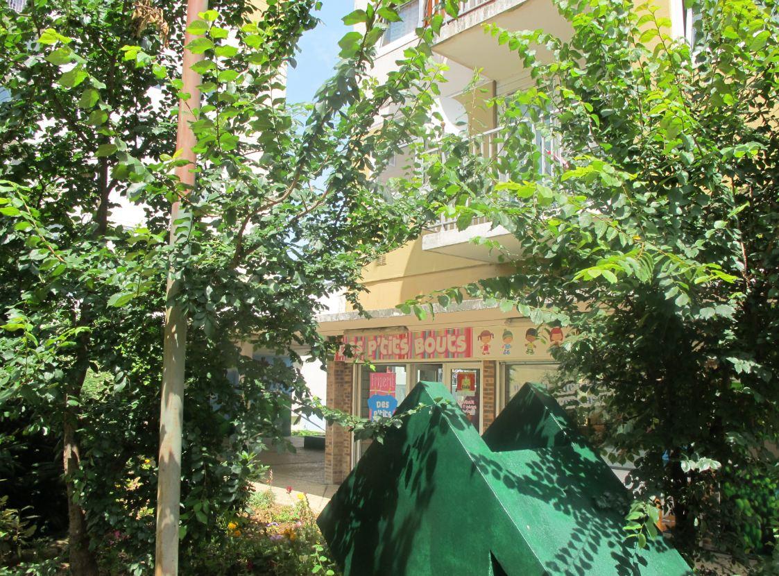 Eco sol le premier centre commercial 100 en chantier d - Centre commercial les armoiries villiers sur marne ...