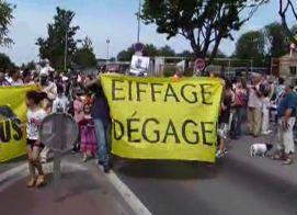 Usine Eiffage : les opposants réfutent l'étude complémentaire