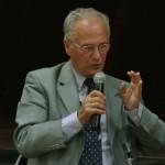 Gilles Carrez Debat avec Dominique Adenot Legislatives 2012 Champigny