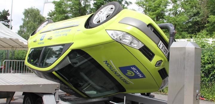Village de la prévention routière à Villiers-sur-Marne