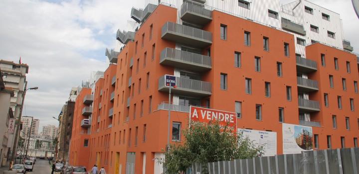 142 nouveaux logements sociaux rue de la Marne