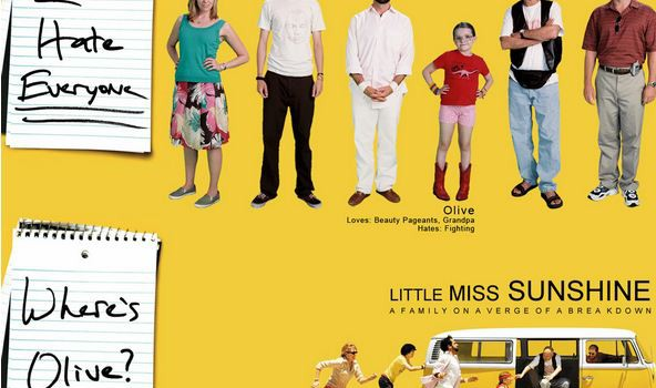 Cinéma en plein air: Little Miss Sunshine