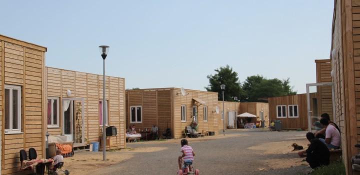 Roms : un village passerelle pour s'intégrer