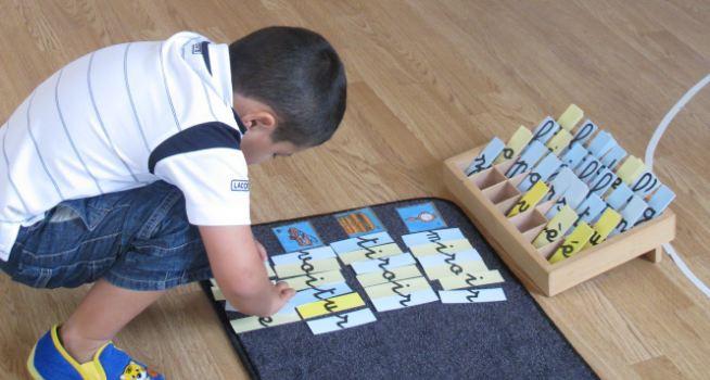 Quatre écoles Montessori bilingues dans le 94