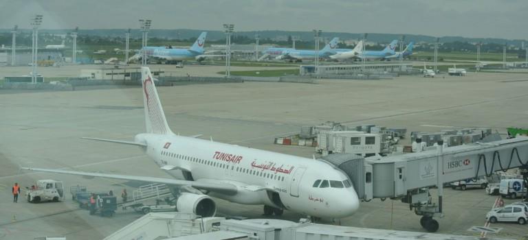 Grève chez WFS à l'aéroport d'Orly
